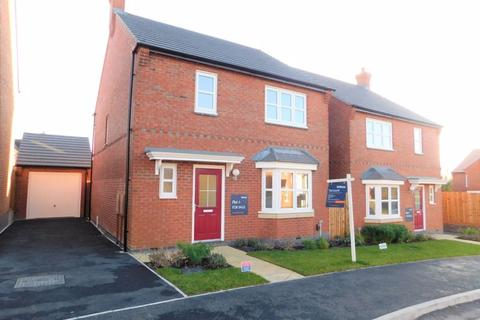 4 bedroom detached house for sale - Swepstone Road, Heather
