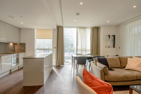2 bedroom flat to rent - Ostro Tower, Isle of Dogs