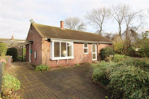 3 bedroom detached bungalow for sale - Thorndale Croft, Wetwang, Driffield, East Yorkshire
