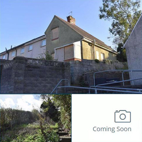 2 bedroom end of terrace house for sale - Granogwen Road, Mayhill, Swansea