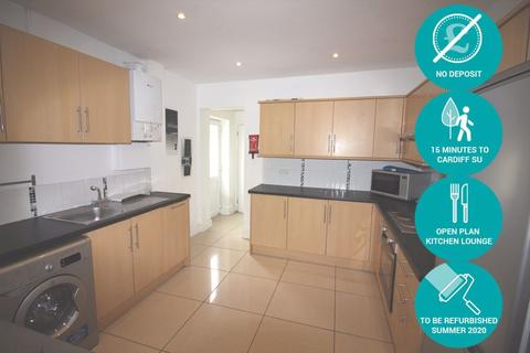 6 bedroom house to rent - Alfred Street, Roath, Cardiff.