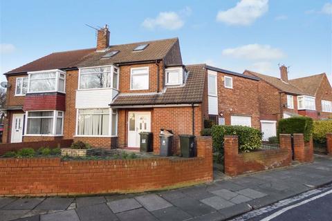 3 bedroom terraced house for sale - Denbigh Avenue, Howdon
