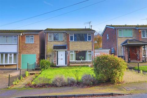 4 bedroom detached house for sale - Angus Close, Thurnby, Leicester, Leicestershire