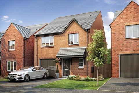 3 bedroom detached house for sale - Bluebell Woods, Rosliston Road, Drakelow, Burton on Trent, DE15