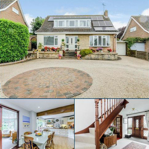 4 bedroom detached house for sale - Main Street, Rempstone