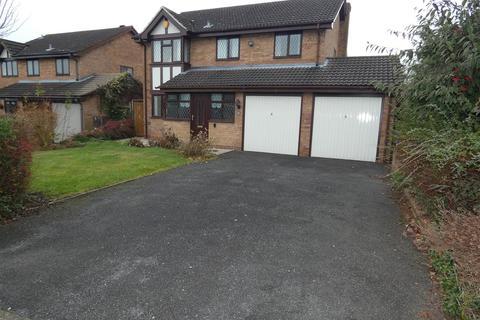 4 bedroom detached house for sale - Gleneagles Drive, Stretton, Burton On Trent