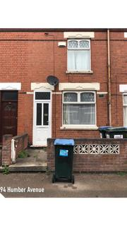 4 bedroom terraced house to rent - Humber Avenue, Coventry