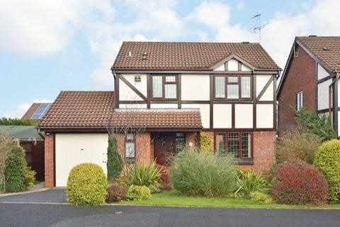 3 bedroom detached house for sale - *NEW* Quail Grove, Meir Park, ST3 7FJ