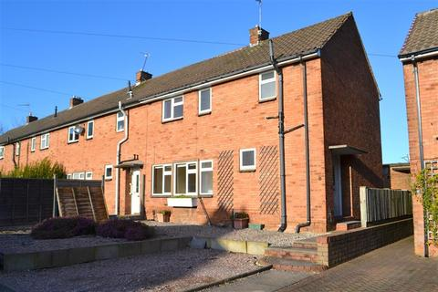 3 bedroom end of terrace house for sale - Leasowe Road, Brereton