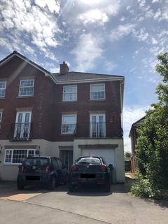 4 bedroom end of terrace house for sale - Verallo Drive, Landsdown Gardens, Canton, Cardiff, CF11