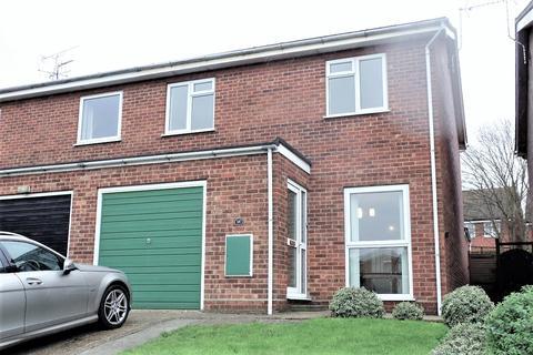 3 bedroom semi-detached house to rent - Elizabeth Way, Stowmarket