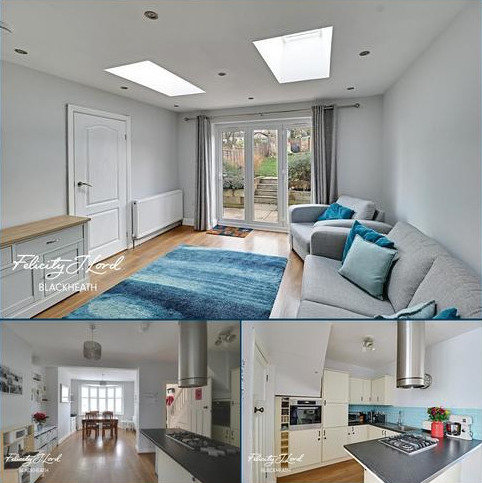 3 bedroom terraced house for sale - Donaldson Road, LONDON