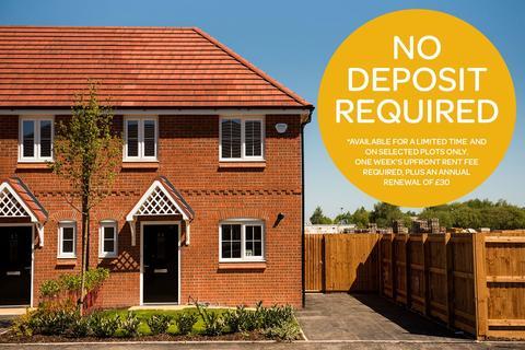 3 bedroom semi-detached house to rent - 14 Riddell Way, Weaver,  St. Helens, Merseyside, WA9
