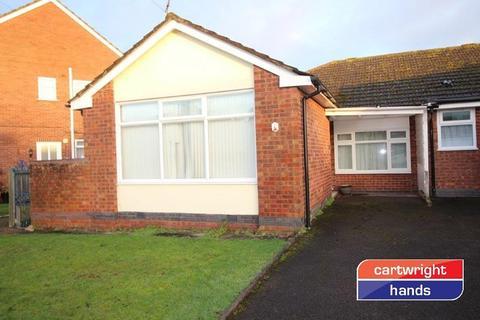 3 bedroom semi-detached bungalow for sale - Woodcote Avenue, Kenilworth, Warwickshire. CV8 1BH