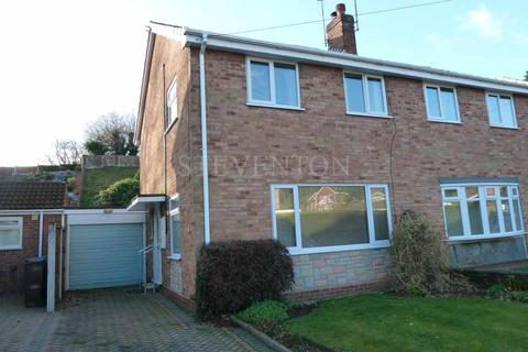 3 bedroom semi-detached house for sale - Martham Drive, Compton, Wolverhampton, WV6