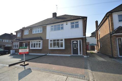 3 bedroom semi-detached house for sale - Oxley Close, Gidea Park, Romford, Essex, RM2