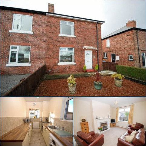 2 bedroom semi-detached house for sale - Briar Terrace, Burnopfield