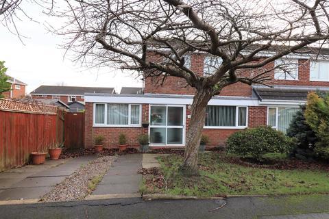 3 bedroom semi-detached house for sale - Bollihope Grove, Bishop Auckland, DL14 0SA