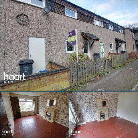 2 bedroom terraced house for sale - Royston Close, Leicester
