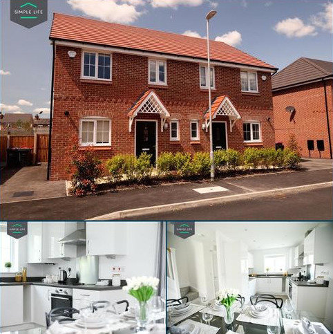 3 bedroom semi-detached house to rent - Quarrymans View, Worsley, Manchester M28