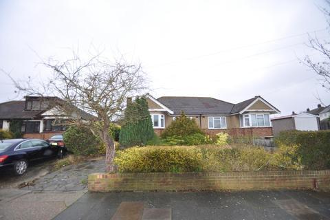 2 bedroom semi-detached bungalow for sale - Hurst Park Avenue, Hornchurch, Essex, RM12