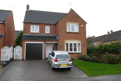 4 bedroom detached house for sale - Audley Close, Market Harborough, Leicestershire