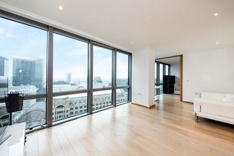 2 bedroom apartment to rent - No. 1 West India Quay, Canary Wharf, London E14