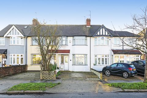 3 bedroom terraced house to rent - Clarence Avenue, New Malden, KT3