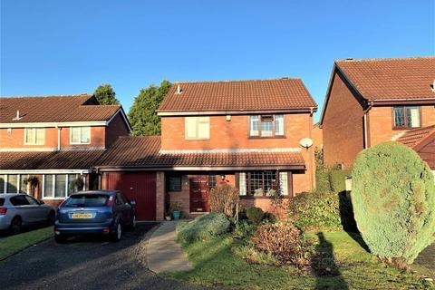 3 bedroom detached house for sale - Bishops Way, Four Oaks