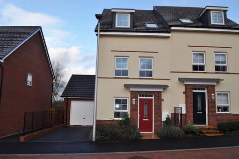 3 bedroom semi-detached house to rent - Pinhoe, Exeter