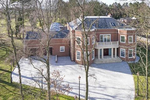 6 bedroom detached house for sale - Tranwell Woods, Morpeth, Northumberland, NE61