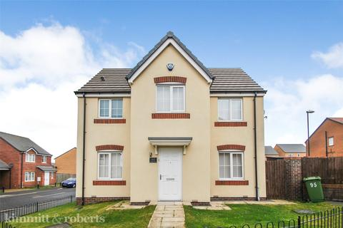 3 bedroom end of terrace house for sale - Kingfisher Drive, Easington Lane, Houghton le Spring, Tyne and Wear, DH5