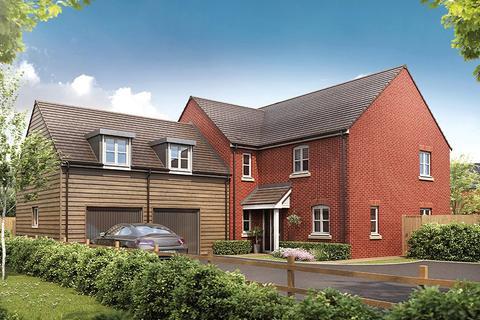 5 bedroom detached house for sale - Padbury Fold, Padbury, Buckingham, Buckinghamshire, MK18
