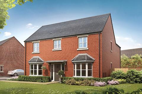 4 bedroom detached house for sale - Padbury Fold, Padbury, Buckingham, Buckinghamshire, MK18