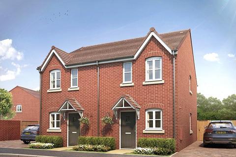 2 bedroom semi-detached house for sale - Padbury Fold, Padbury, Buckingham, Buckinghamshire, MK18