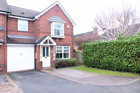 3 bedroom terraced house for sale - Hawnby Grove, Sutton Coldfield