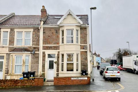 3 bedroom end of terrace house to rent - Whitehall Gardens, Bristol