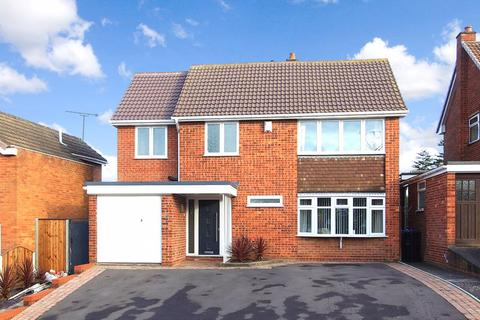 4 bedroom detached house for sale - WOMBOURNE, Whites Wood