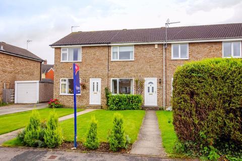 2 bedroom terraced house to rent - 25 Calvert Close, Haxby, York. YO32 2ZY