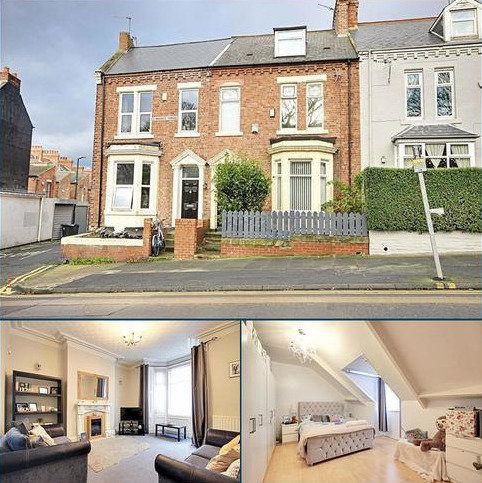 4 bedroom terraced house for sale - Mowbray Road, South Shields, Tyne And Wear