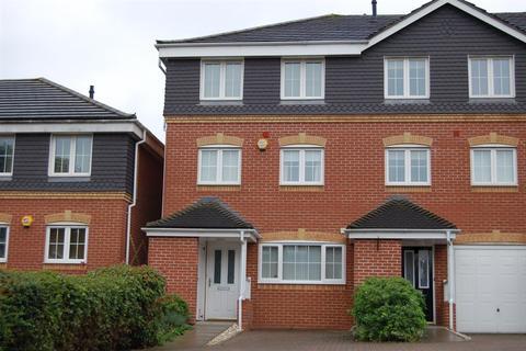 4 bedroom townhouse to rent - Henley Road, Caversham, Reading