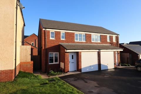 3 bedroom semi-detached house for sale - Brimstone Way, Speckled Wood, Carlisle, CA1