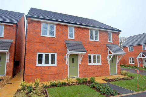 2 bedroom semi-detached house for sale - Two Bedroom Shared Ownership Homes At Saxon Gate