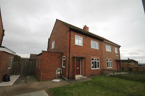 3 bedroom semi-detached house for sale - Roseberry Crescent, Crook