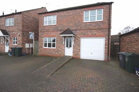 4 bedroom detached house to rent - Ferry Close Hemingbrough
