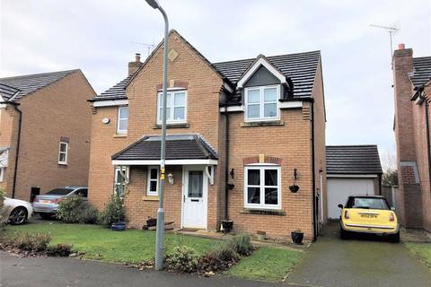 4 bedroom detached house for sale - Penley Hall Drive, Wrexham, LL13