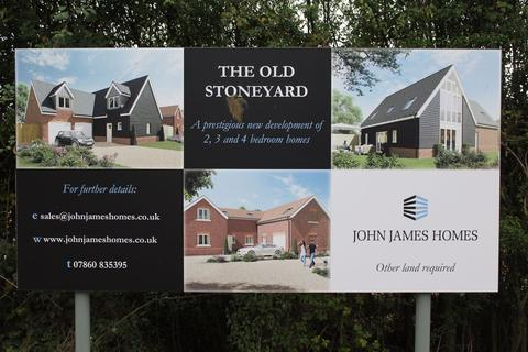 3 bedroom semi-detached house for sale - High Street, Lavendon, Buckinghamshire
