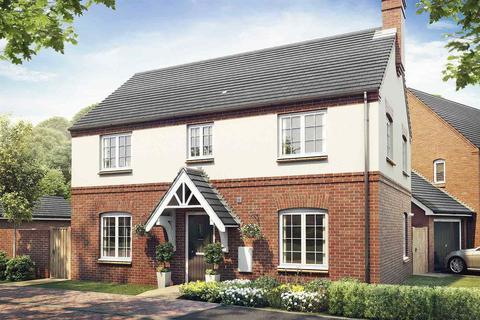 4 bedroom detached house for sale - Grange Road, Hugglescote, Leicestershire