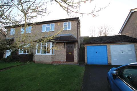 3 bedroom semi-detached house for sale - Cricketers Close, Stapenhill