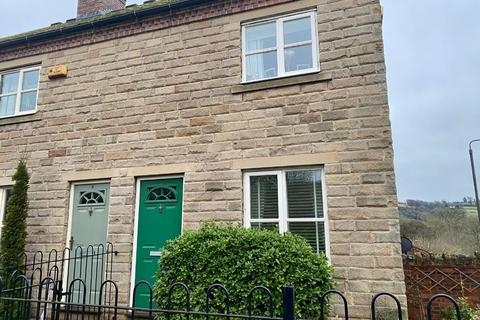 2 bedroom townhouse for sale - Spring Close, Wirksworth